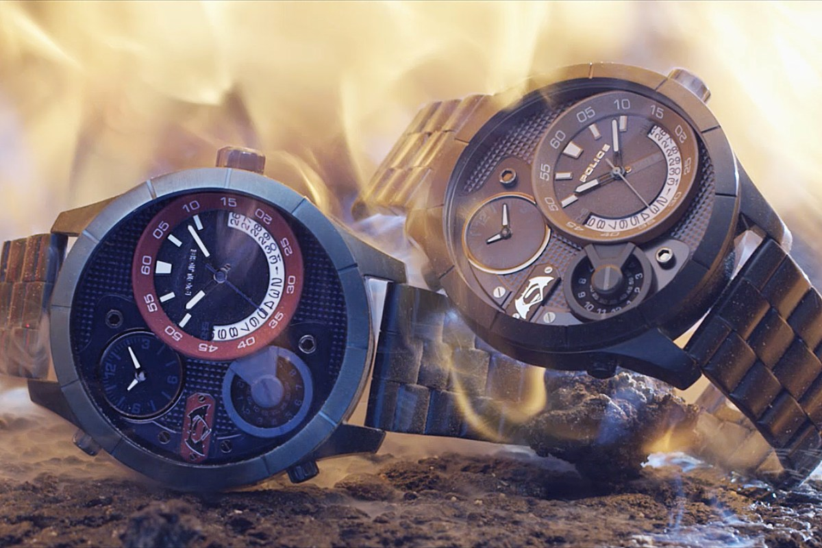 Batman vs Superman. Limited Edition Police Watches