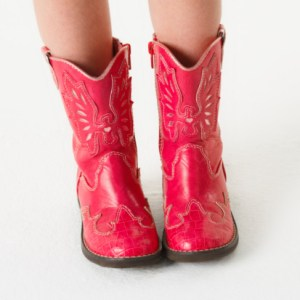 Cowboy boots are perfect if traveling by horseback, but not if you're galloping to your subway stop.