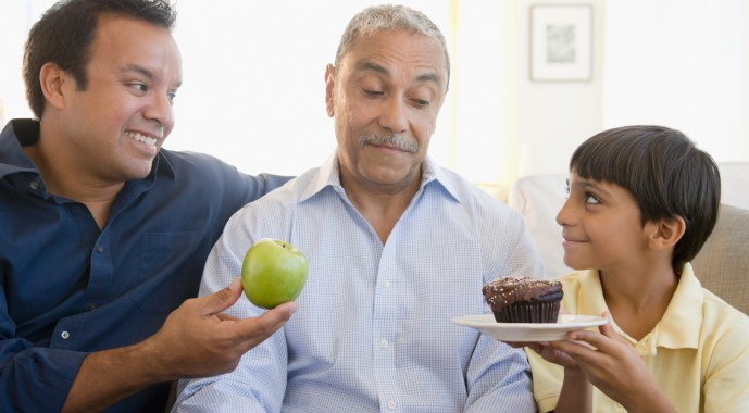 Study finds restrictive diets and nutrition advice for elderly may not apply