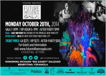 The First Annual Future Influence Gala - The Fabulous Report