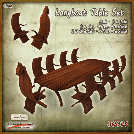 Velvet_Whip_AD_Longboat_Table_Set