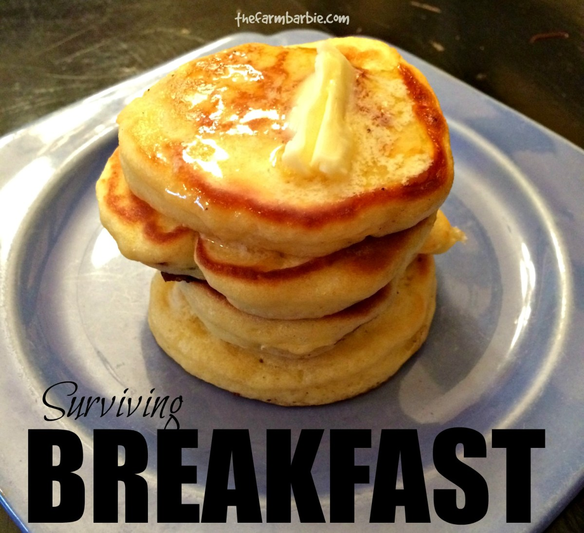 Pancakes!!  From Scratch, Real ingredients, Healthy, Easy