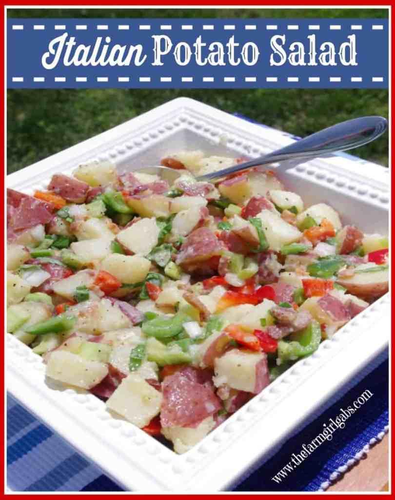 italian potato salad 2