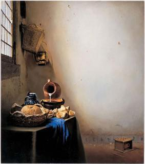 Milkmaid (from Vermeer)