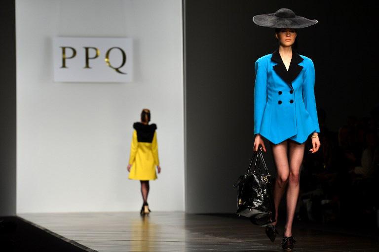 PPQ London Fashion Week FF 2013