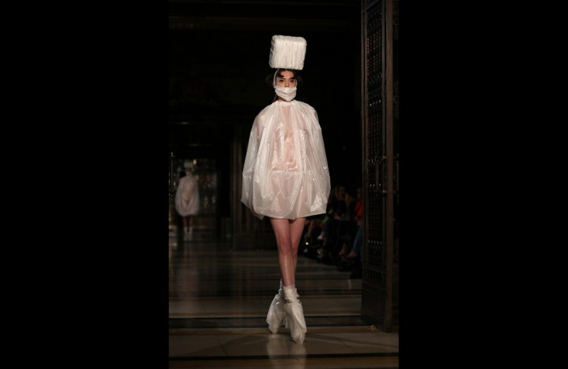 Pam Hogg's London Fashion Week Fall Winter 2013