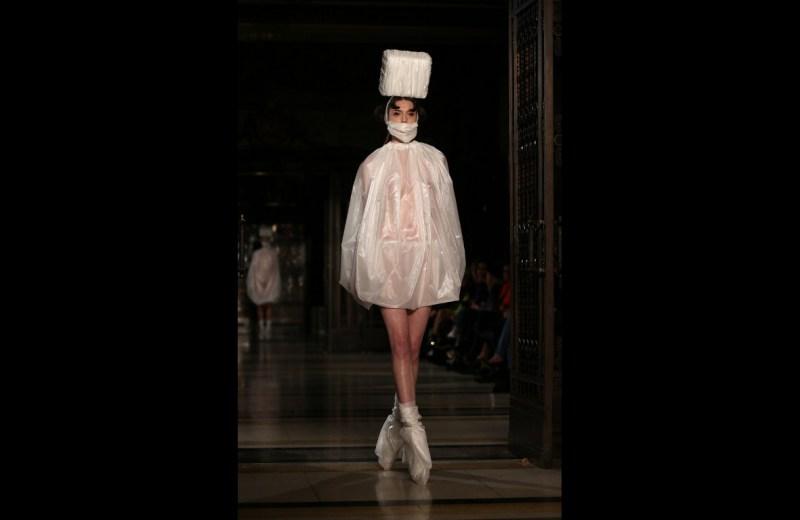Pam Hogg's London Fashion Week Fall Winter 2013