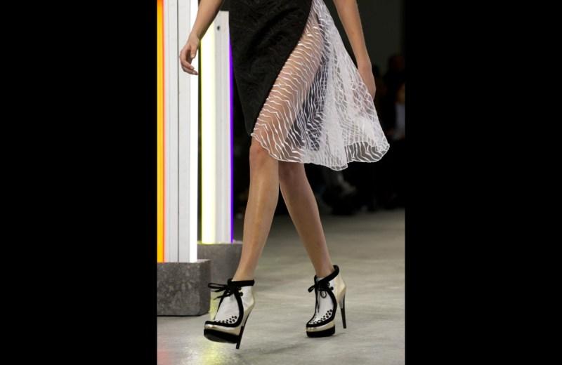 Rodarte的优雅鞋品,兼具曼哈顿与巴黎的气质