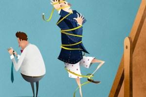 Illustration by Mark Bird