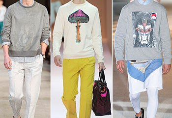 S:S 2014 by Hermès Paul Smith Givenchy