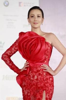 Carina Lau, 8TH ASIAN FILM AWARDS, 28th Mar 2014