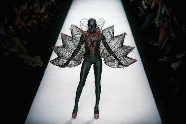 Hu Sheguang Haute Couture Collection, China Fashion Week SS 2014