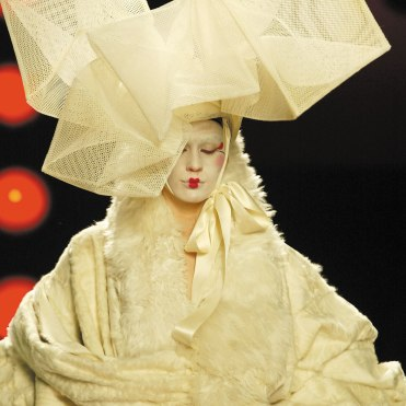 Galliano's Couture flamboyance