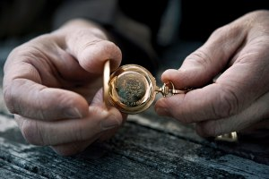 The watch that C.G.Jung had made for Emma Rauschenbach