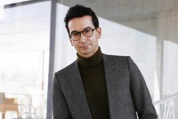 Yoox Group CEO Federico Marchetti