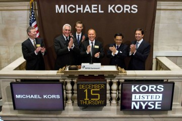 Michael Kors Holdings Ltd