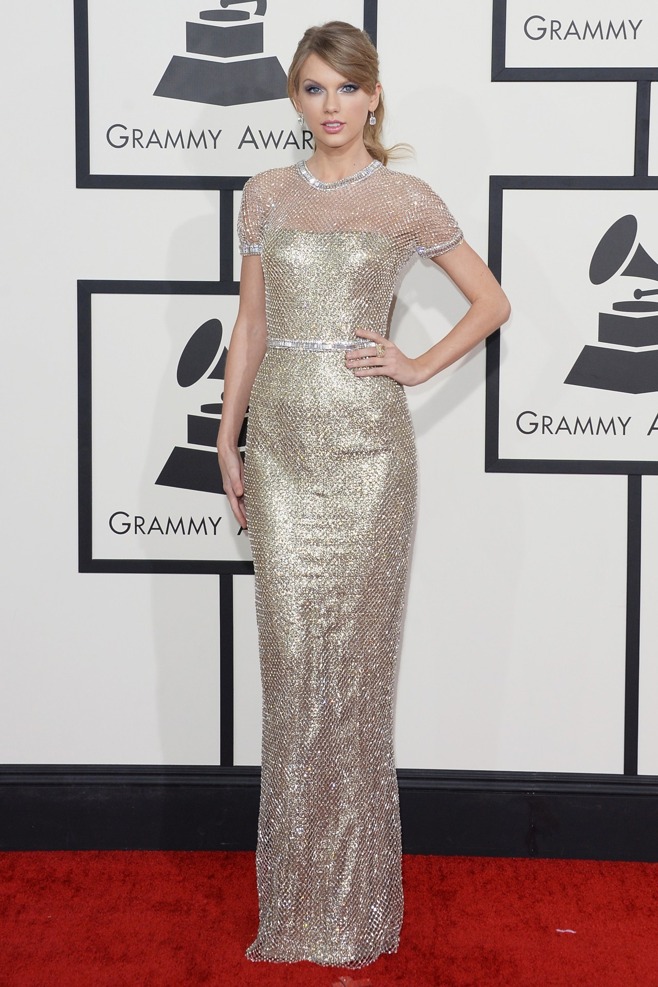 Prada Dresses Fall 2013 Work By Taylor Swift Grammy s Taylor Swift