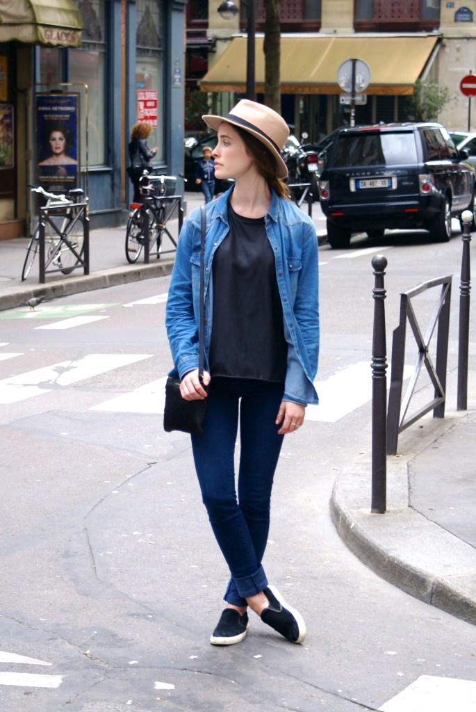 My Favourite Hat in Paris