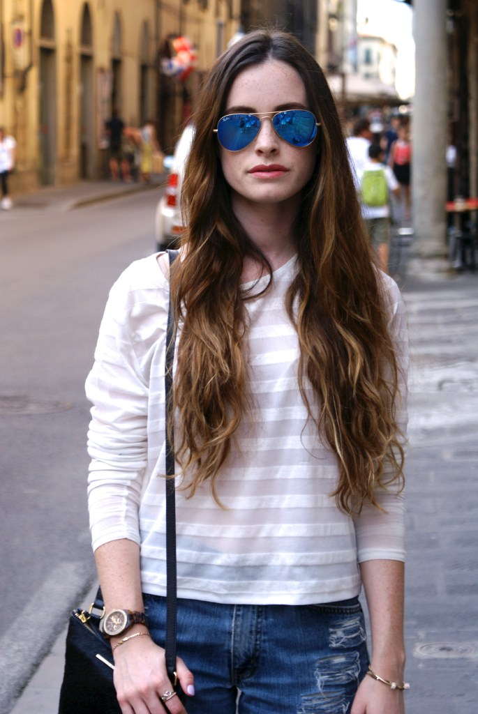 Stripes in Florence