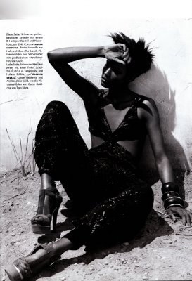 Sessilee Lopez Vogue Germany