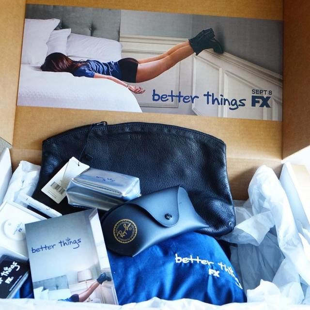 GIVEAWAY time! Who saw the second episode of betterthingsfx lasthellip