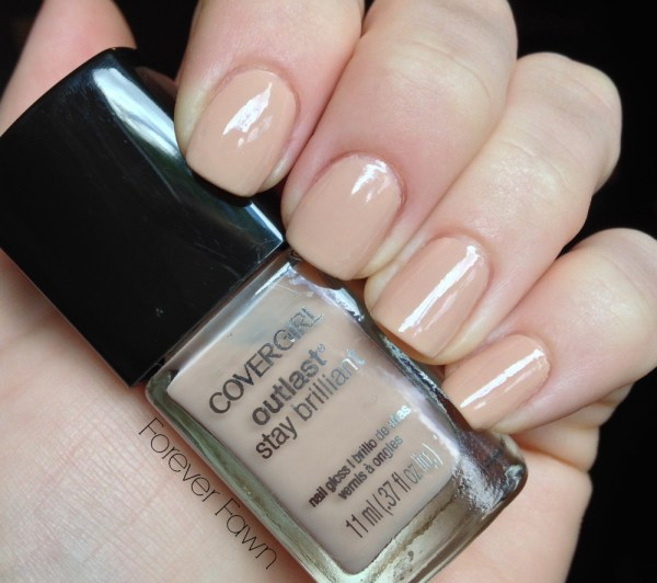 Covergirl Forever Fawn Swatch