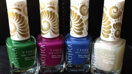 Pacifica 7-Free Nail Polish Review