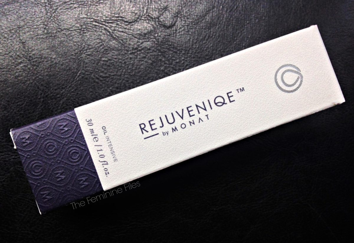 Replenish & Repair Your Hair with Rejuveniqe Oil Intensive