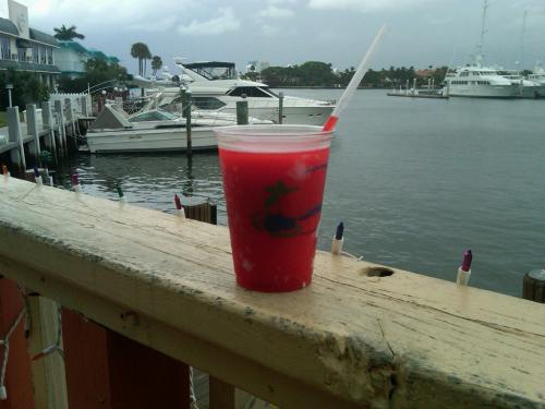 Medium Of Rum Runner Drink