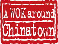 A wok around chinatown - logo