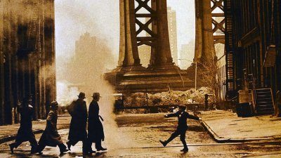 'Once Upon a Time in America' Gets Restored, 'Time Out of Mind' Discussion, Best NYC Theaters ...