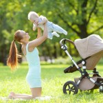 How new mums can make time to exercise