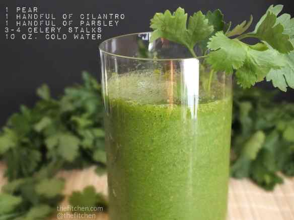Antioxidant Green Juice