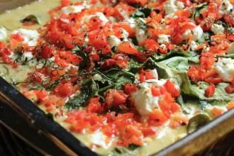 Portobello Mushroom Bake – The Fitchen