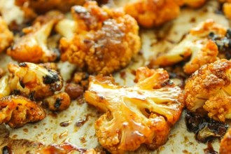 Sweet and Spicy Cauliflower-11
