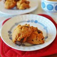 Pumpkin Chocolate Chunk Cookies and Enjoy Life Review