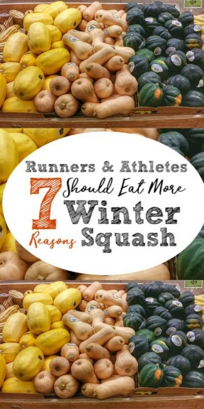 7 Reasons Runners & Athletes Should Eat More Winter Squash + Recipes | thefitfork.com