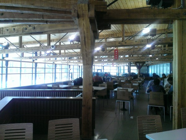 sheridan dining hall