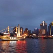 Shanghai boat tour