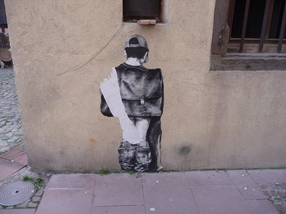 Strasbourg and Banksy? The last post? (3/3)
