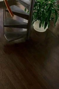 Westchester County oak hardwood flooring ebony