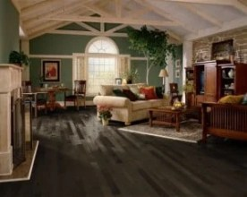 dark maple hardwood flooring Rhode Island