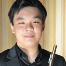 Yubeen Kim Prague Flute Competition Winner