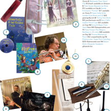 Holiday Gift Guide for Flutists