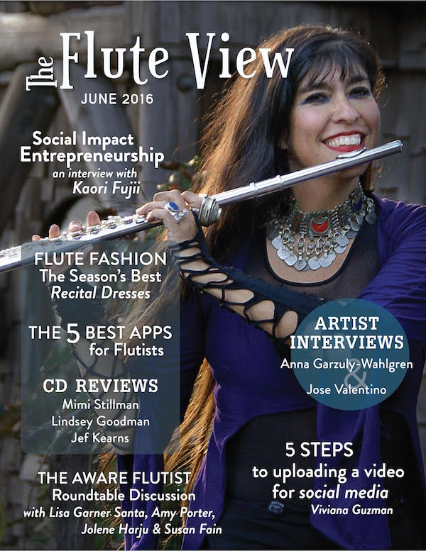 Cover Girl: Viviana Guzman, Photo: Cheryl Mazak