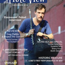 The December 2016 Issue is Now Live!