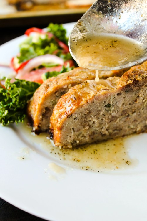 Medium Of What To Serve With Meatloaf