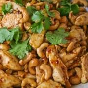 Crockpot Cashew Chicken recipe photo
