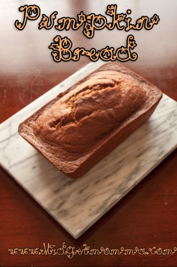 Pumpkin Bread recipe photo