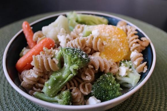 10 Minute Pasta Dinner recipe photo